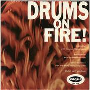 Click here for more info about 'Various-Jazz - Drums On Fire!'