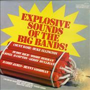 Click here for more info about 'Various-Jazz - Explosive Sounds Of The Big Bands'