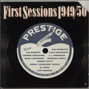 Click here for more info about 'First Sessions 1949/50'