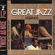 Click here for more info about 'Various-Jazz - Great Jazz Legends'
