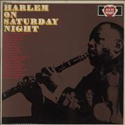 Click here for more info about 'Various-Jazz - Harlem On Saturday Night'