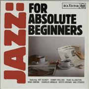 Click here for more info about 'Various-Jazz - Jazz For Absolute Beginners'
