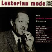 Click here for more info about 'Various-Jazz - Lestorian Mode - The Lester Young Disciples'