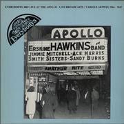 Click here for more info about 'Various-Jazz - Live At The Apollo - Sealed'