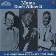 Click here for more info about 'Various-Jazz - Mama Don't Allow It'