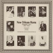 Click here for more info about 'Various-Jazz - New Orleans Horns (1923-1954)'