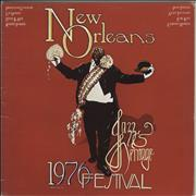 Click here for more info about 'Various-Jazz - New Orleans Jazz Heritage Festival 1976'
