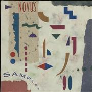 Click here for more info about 'Various-Jazz - Novus Sampler `90'