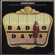 Click here for more info about 'Radio Days – Selections From The Original Soundtrack Of The Motion Picture'