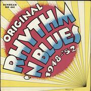 Click here for more info about 'Rhythm & Blues In The 40's & 50's'