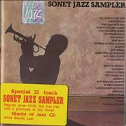 Click here for more info about 'Various-Jazz - Sonet Jazz Sampler'