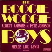Click here for more info about 'Various-Jazz - The Boogie Woogie Boys'