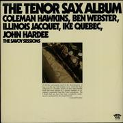 Click here for more info about 'Various-Jazz - The Tenor Sax Album'