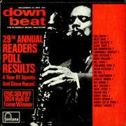 Click here for more info about 'Various-Jazz - The Winners Of Down Beat's Readers Poll 1964'