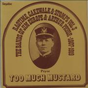 Click here for more info about 'Various-Jazz - Too Much Mustard'
