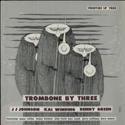 Click here for more info about 'Various-Jazz - Trombone By Three'