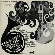 Click here for more info about 'Various-Jazz - Trumpet Blues 1925-1929'