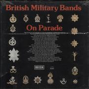 Click here for more info about 'Various-Military Bands - British Military Bands On Parade - Sealed'