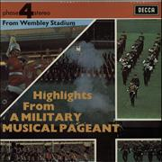 Click here for more info about 'Various-Military Bands - Highlights From A Military Musical Pageant'