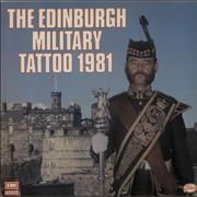 Click here for more info about 'Various-Military Bands - The Edinburgh Military Tattoo 1981'
