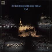 Click here for more info about 'Various-Military Bands - The Edinburgh Military Tattoo 1971'