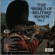 Click here for more info about 'Various-Military Bands - The World Of Military Bands Vol. 2'