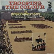 Click here for more info about 'Various-Military Bands - Trooping The Colour On Horseguards Parade'