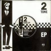 Click here for more info about 'Various-Mod & 2-Tone - 2-Tone EP'
