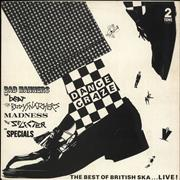Click here for more info about 'Various-Mod & 2-Tone - Dance Craze + Poster'