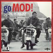 Click here for more info about 'Various-Mod & 2-Tone - Go Mod! The Anthology: A Decade Of Mod Ska Soul 1957-1967'