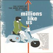 Click here for more info about 'Various-Mod & 2-Tone - Millions Like Us: The Story Of The Mod Revival 1977-1989'