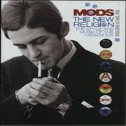 Click here for more info about 'Various-Mod & 2-Tone - Mods The New Religion: The Style & Music Of The 1960s Mods'