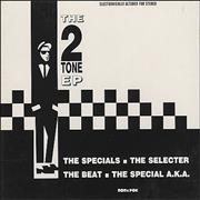 Click here for more info about 'Various-Mod & 2-Tone - The 2 Tone EP'