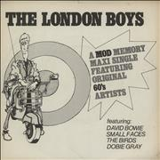 Click here for more info about 'Various-Mod & 2-Tone - The London Boys EP - EX'
