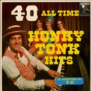 Click here for more info about 'Various-Music Hall & Variety - 40 All Time Honky Tonk Hits'
