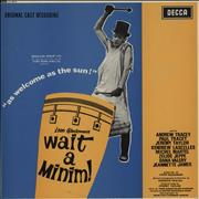 Click here for more info about 'Various-Music Hall & Variety - Leon Gluckman's Wait A Minim'