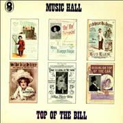 Click here for more info about 'Various-Music Hall & Variety - Music Hall - Top Of The Bill'