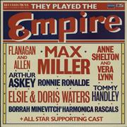 Click here for more info about 'Various-Music Hall & Variety - They Played The Empire'