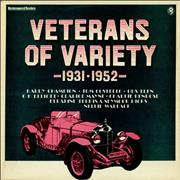 Click here for more info about 'Various-Music Hall & Variety - Veterans Of Variety 1931-1952'