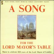Click here for more info about 'Various-Orchestral - A Song for the Lord Mayor's Table'