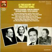 Click here for more info about 'Various-Orchestral - A Treasury of English Song'