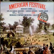 Click here for more info about 'Various-Orchestral - American Festival'