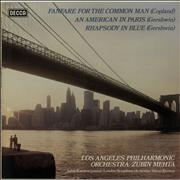 Click here for more info about 'Various-Classical & Orchestral - Copland: Fanfare For The Common Man / Gershwin: An American In Paris & Rhapsody In Blue'