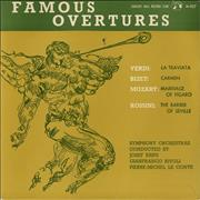 Click here for more info about 'Various-Classical & Orchestral - Famous Overtures EP'