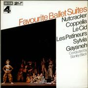 Click here for more info about 'Stanley Black - Favourite Ballet Suites'
