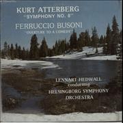 Click here for more info about 'Various-Classical & Orchestral - Kurt Atterberg: Symphony No. 8 / Ferruccio Busoni: Overture To A Comedy'