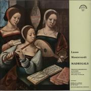 Click here for more info about 'Various-Classical & Orchestral - Madrigals'