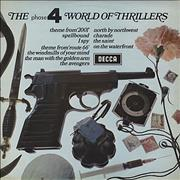 Click here for more info about 'Various-Film, Radio, Theatre & TV - The Phase 4 World Of Thrillers'