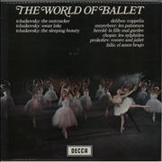 Click here for more info about 'Various-Classical & Orchestral - The World Of Ballet'