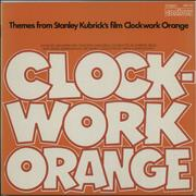 Click here for more info about 'Various-Classical & Orchestral - Themes From Stanley Kubrick's A Clockwork Orange'